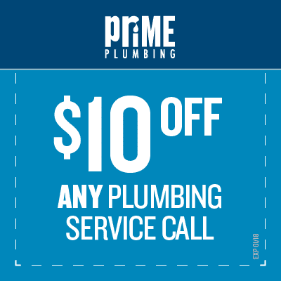 $10 Off Plumbing Service Call